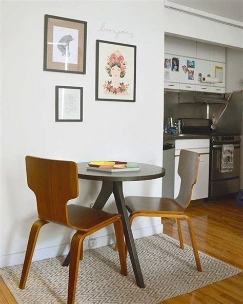 kitchen tables and chairs for small spaces breakfast table ideas for small spaces artisan crafted