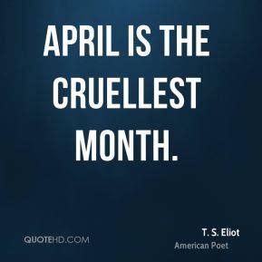 The Cruelest Month t s eliot quotes quotehd