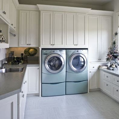 washer dryer cabinet cabinet around washer and dryer kitchen remodel ideas
