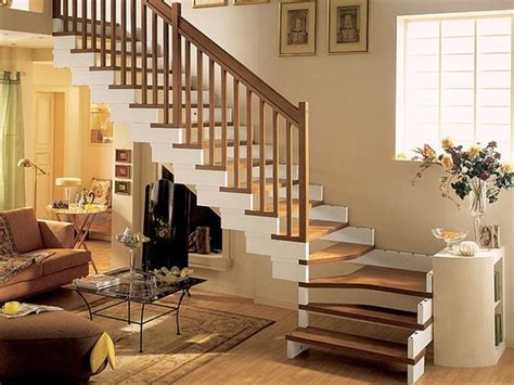 Quarter Turn Stairs Design Quarter Turn Staircase With A Lateral Stringer Wooden Frame And Steps 179920 Jpg