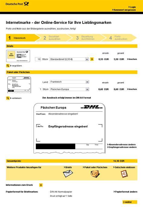 Deutsche Post Brief Beispiel Woran Es Beim Frankieren Der Deutschen Post Hapert Paulinepauline
