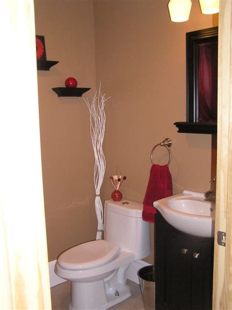 Decorating Half Bathroom Ideas Small Half Bath Ideas Re Post Small Half Bath Laundry Just Added On A Small Half Bath
