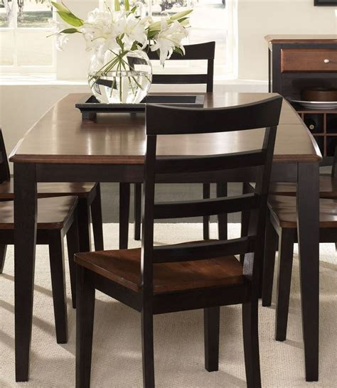 Dining Table Espresso Bristol Point 78 Quot Oak Espresso Extendable Rectangular Dining Table From A America Coleman