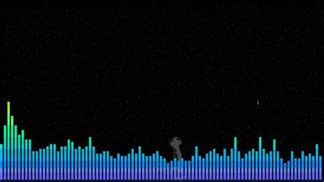 wallpaper gif ubuntu github dpayne cli visualizer cli based audio visualizer
