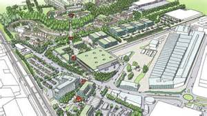 Vauxhall Luton Plant 163 200m Overhaul Plan For Former Vauxhall Site In Luton