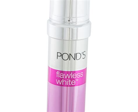 Ponds Flawless White Luminous Serum catchoftheday au pond s flawless white ultra luminous serum 30ml