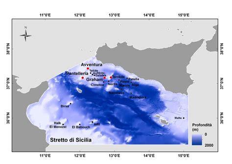 banco di sicilia it la biodiversit 224 dei banchi dello stretto di sicilia italiano