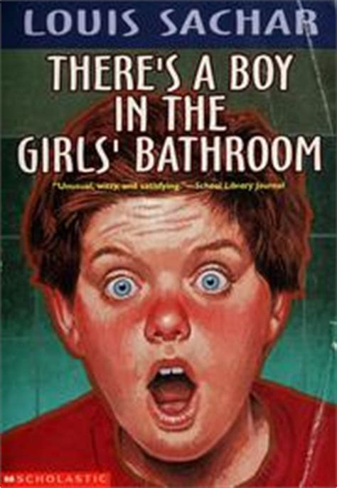 theres a boy in the girls bathroom book there s a boy in the girls bathroom 1997 edition open