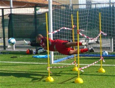 come allenare un portiere allenamento forza esplosiva allenamento portiere