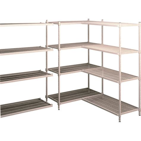 tennsco wire shelving unit 4 shelf 72in w x 24in d x