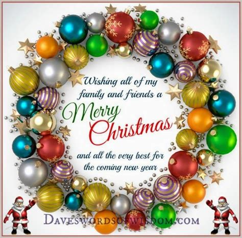 wishing   family  friends  merry christmas pictures   images  facebook