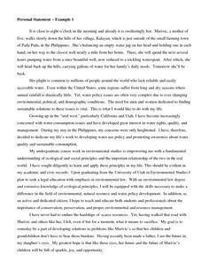 cover letter exles for science pin by personal statement sle on personal statement