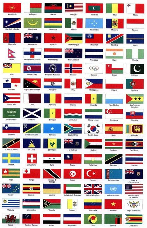 all flags of the world printable best 25 countries and flags ideas on pinterest