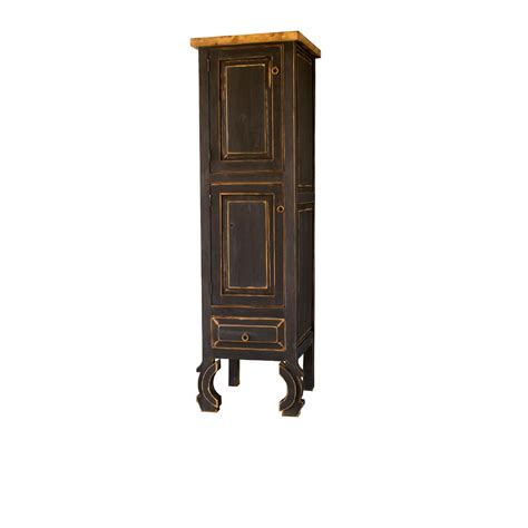 linen armoire cabinet purchase martin linen cabinet with shelves and a drawer online