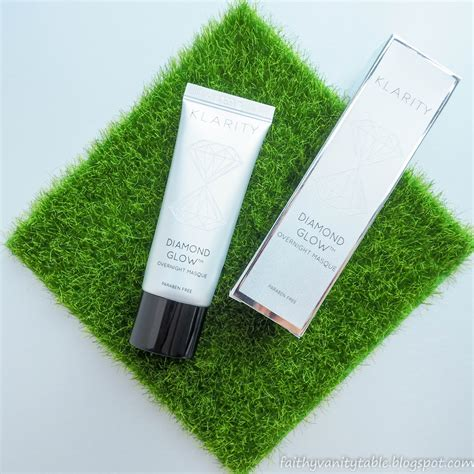 Klarity Glow Overnight Masque 15ml singapore travel and lifestyle review of
