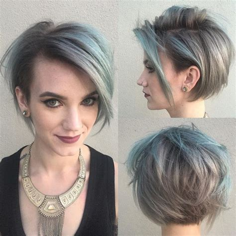 gray shag haircuts 105 best images about hair on pinterest bobs short hair