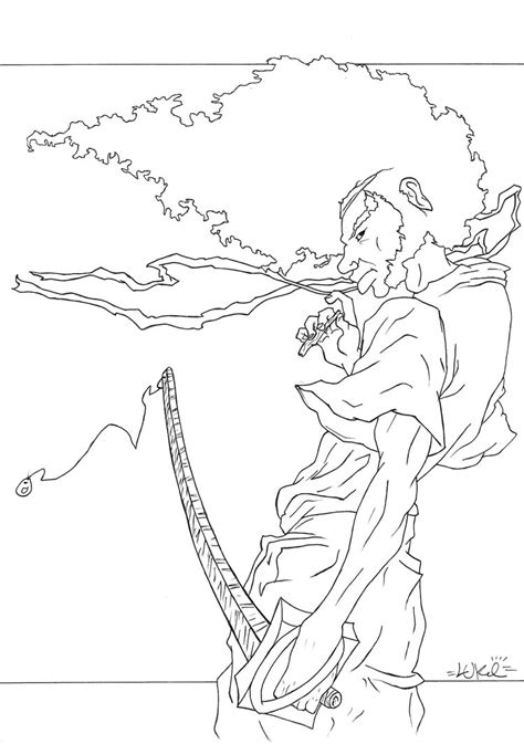 Female Samurai Coloring Coloring Pages Samurai Coloring Pages