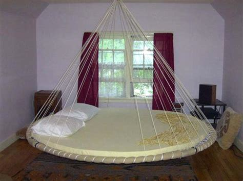 round hanging bed circular bed swing 187 funny bizarre amazing pictures videos