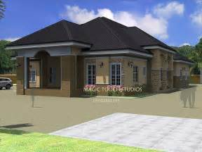 4 room house 4 bedroom bungalow