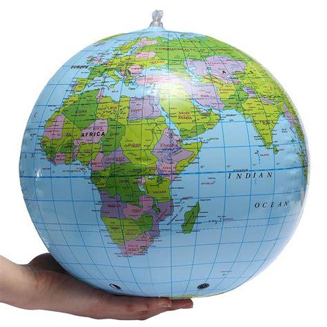 map of globe 40cm globe