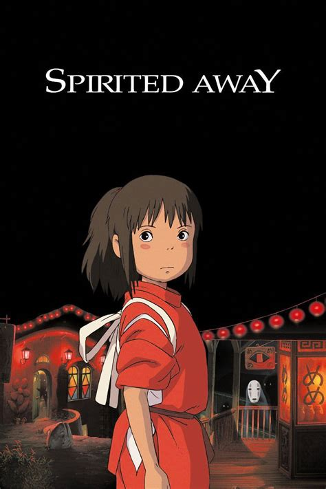 spirited away spirited away 2001 posters the database tmdb