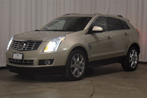 Cadillac Srx Pre Owned by Pre Owned 2013 Cadillac Srx Premium Collection Suv In