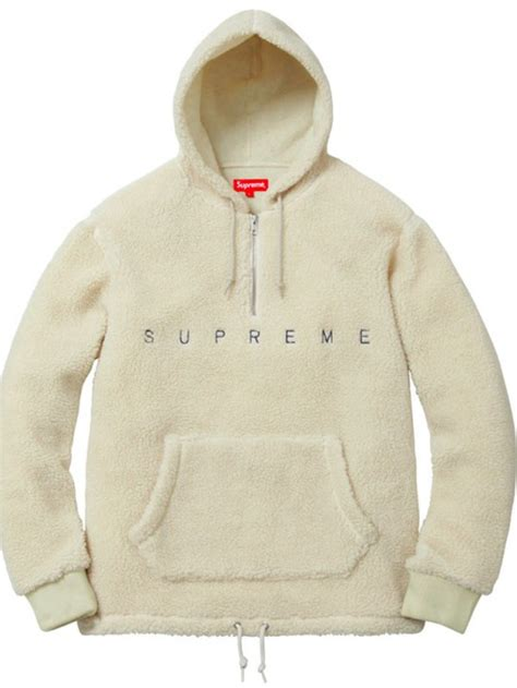 Hoodie Sweater Supreme For sweater supreme supreme sweater fluffy hoodie jacket