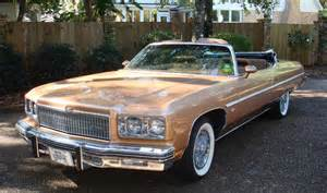 1975 Chevrolet Caprice 1975 Chevrolet Caprice Classic Convertible 350 2bbl V8 One