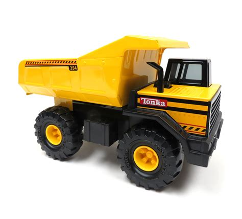 tonka truck tonka retro steel mighty dump truck