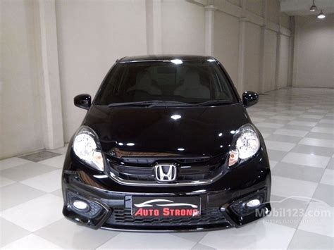 Honda Brio Satya E 2016 jual mobil honda brio 2016 satya e 1 2 di banten automatic