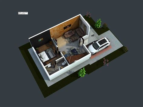 home design 3d 2 bhk villa plans maple woods