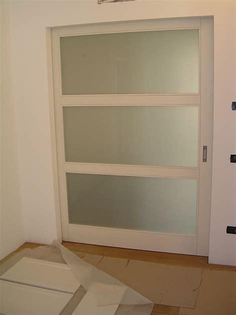 porta scorrevole legno porta scorrevole esterno muro in vetro legno
