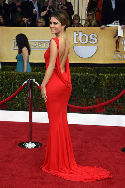 Fashion The Sag Awards Who Looked Great Who Not So Much Second City Style Fashion by Menounos Brought Back In A Fiery Confection
