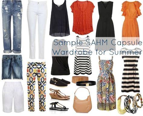 summer capsule wardrobe sahm summer capsule wardrobe wardrobe oxygen