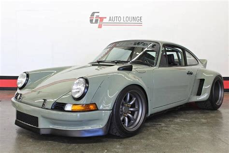 porsche widebody rwb fotostory der erste rwb porsche 911 turbo widebody