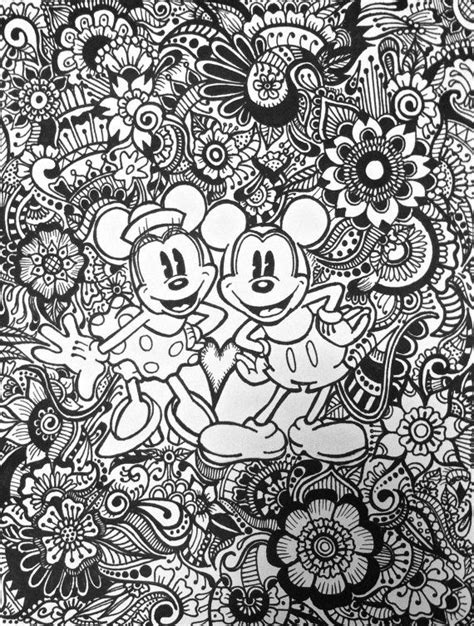 coloring pages for adults disney 741 best images about coloring on pinterest free