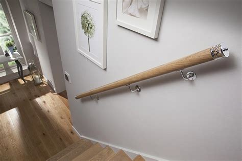 Banister Installation Wall Mounted Handrails Stair Parts Cheshire Mouldings