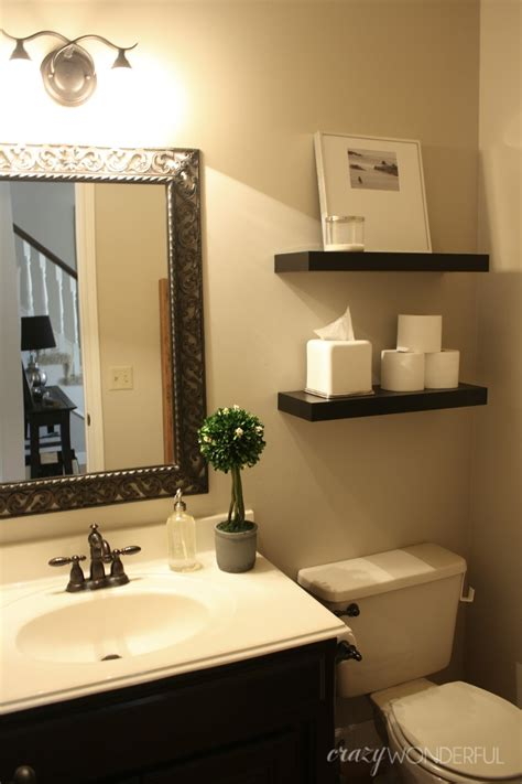 what is a powder room floating shelves above toilet 21 image wall shelves