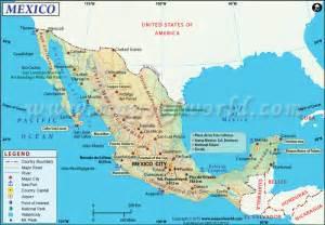 mapa de m 233 xico con nombres y capitales para descargar gratis