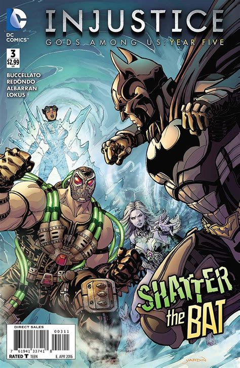 injustice gods among us year five vol 3 injustice gods among us year five vol 1 3 dc database