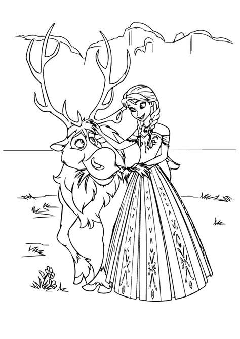 santa anna coloring page frozen anna and elsa coloring pages awesome santa anna