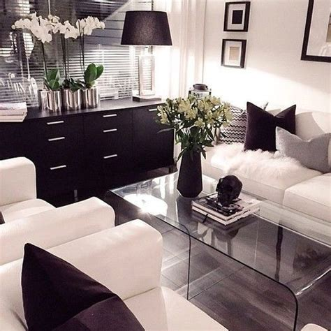 black and white home design inspiration best 25 white living rooms ideas on pinterest large
