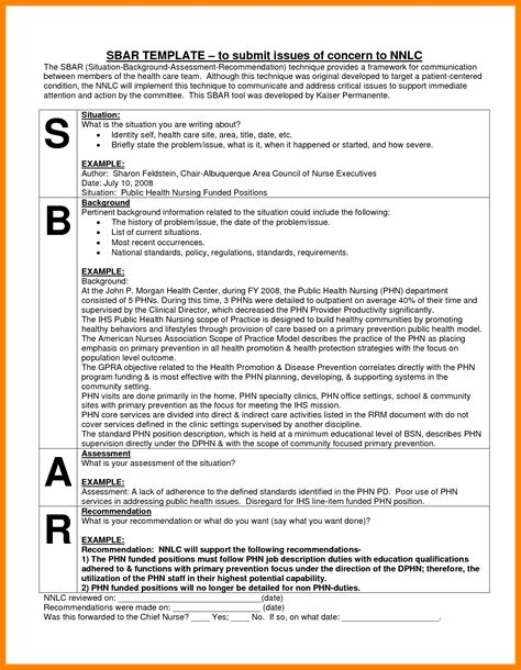 nice sbar template for nurses pictures gt gt nurse brain