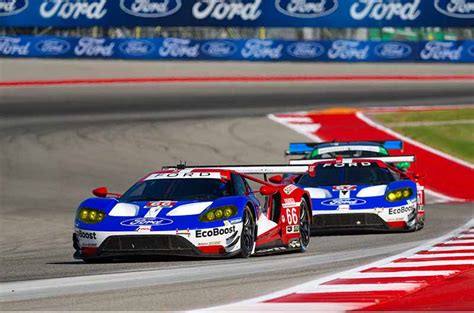 ford racing car ford gt 2017 schedule