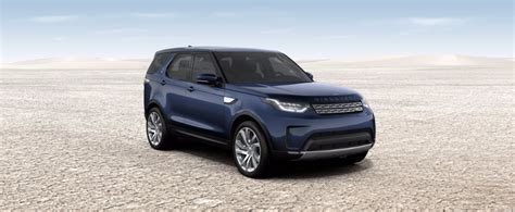 blue land rover discovery 2017 civilised car hire civilised car hire