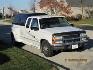 sell used 1995 chevrolet c3500 dually 2wd in