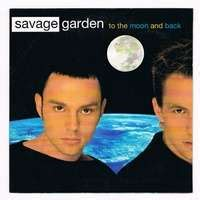 To The Moon And Back Savage Garden - to the moon and back 2 versions by savage garden cds with