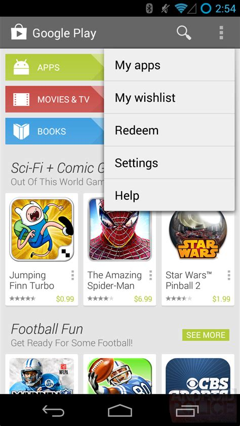 Where Android Stores Screenshots by Exclusive Next Android Play Store App 4 4 Will Switch To