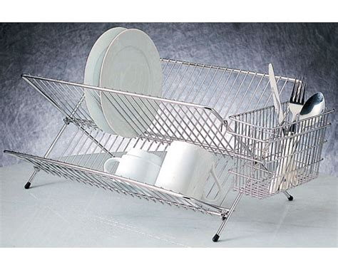in sink dish rack stainless steel folding stainless steel dish rack in dish racks