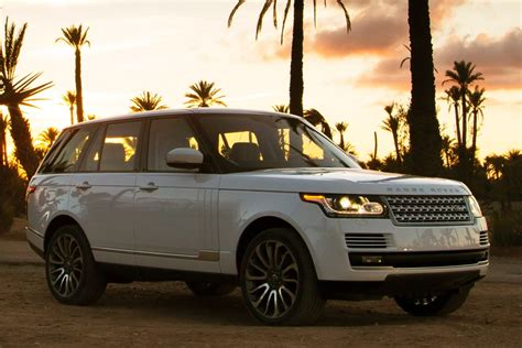 luxury land rover top luxury suvs 2015 land rover range rover best midsize suv
